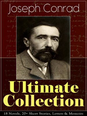 cover image of Joseph Conrad Ultimate Collection